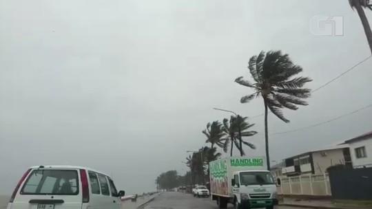 Ciclone deixa mais de 120 mortos e 1 milhão de afetados em Moçambique e no Malaui