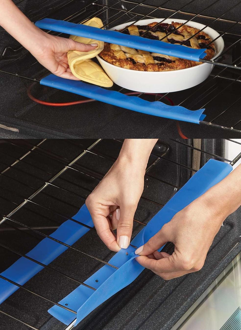 Protetor do forno: mais segurança para cozinhar (Foto: DrLeonards.com/Divulgação )