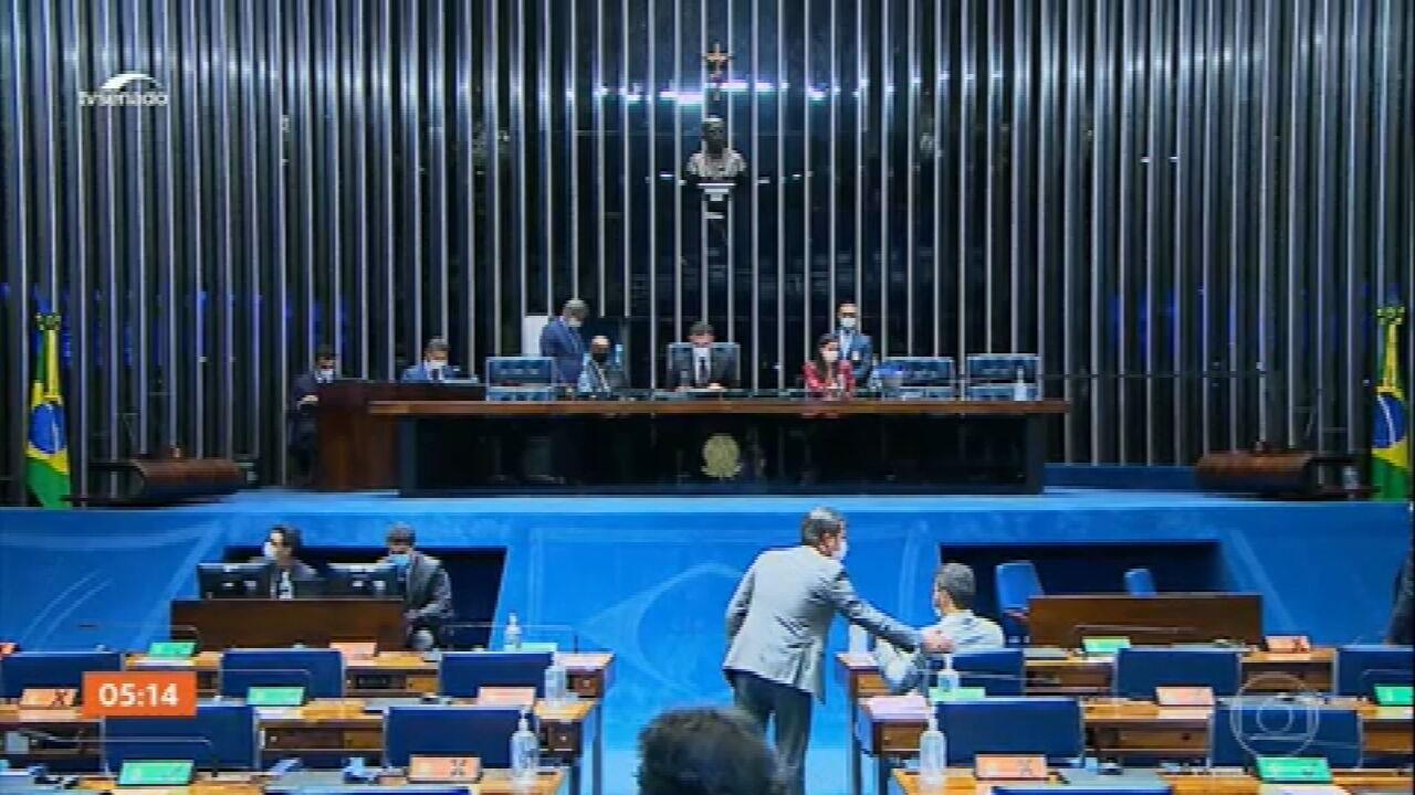 Senado aprova em segundo turno a PEC emergencial