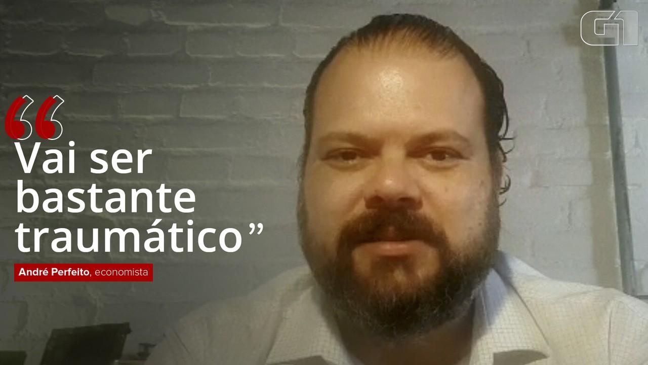 Troca na Petrobras: Abertura do mercado na segunda (22) vai ser traumática, diz economista