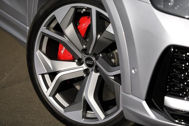 Audi RS Q8 (Foto: Divulgação)