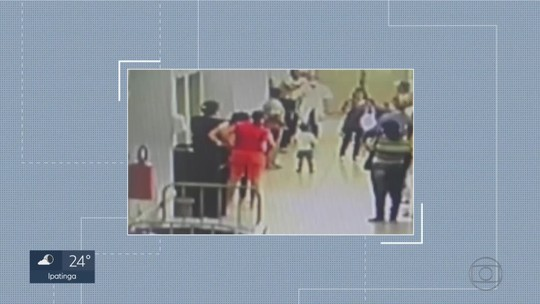 Mulher briga em UPA de Betim, na Grande BH, devido ao longo tempo de espera