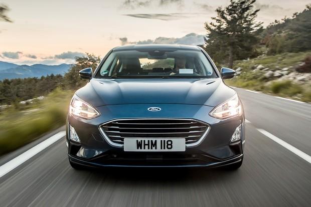 Focus agora segue a nova linguagem de estilo da Ford (Foto: Divulgação)