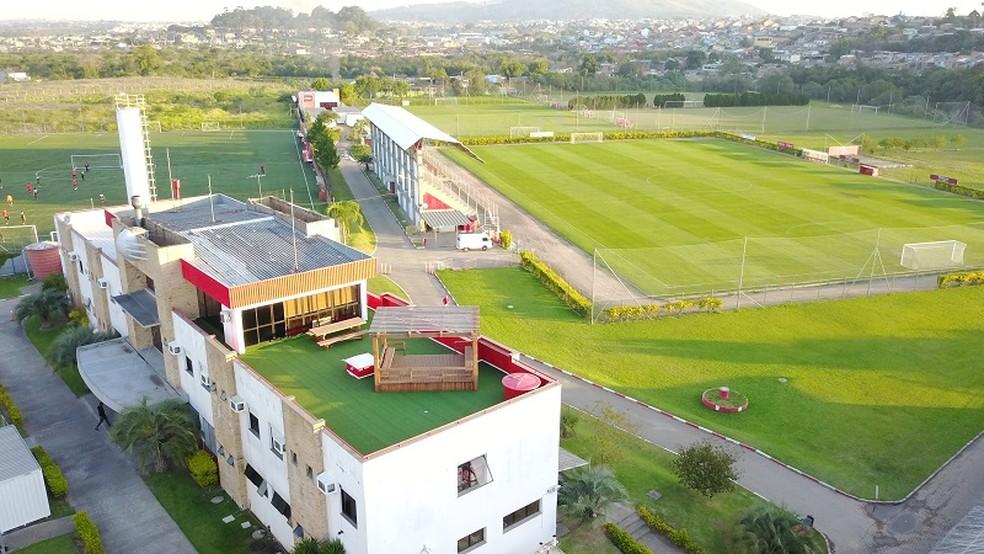 CT Internacional Base — Foto: GloboEsporte.com
