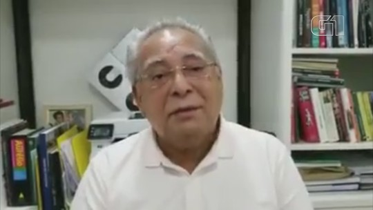 Amazonino agradece votos, cita 'dever cumprido' no AM, e deseja sabedoria a Wilson Lima