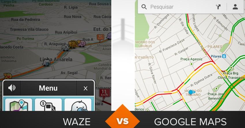 Xbox One Gamer Pics : Waze ou google maps comparamos os apps de gps e mapas