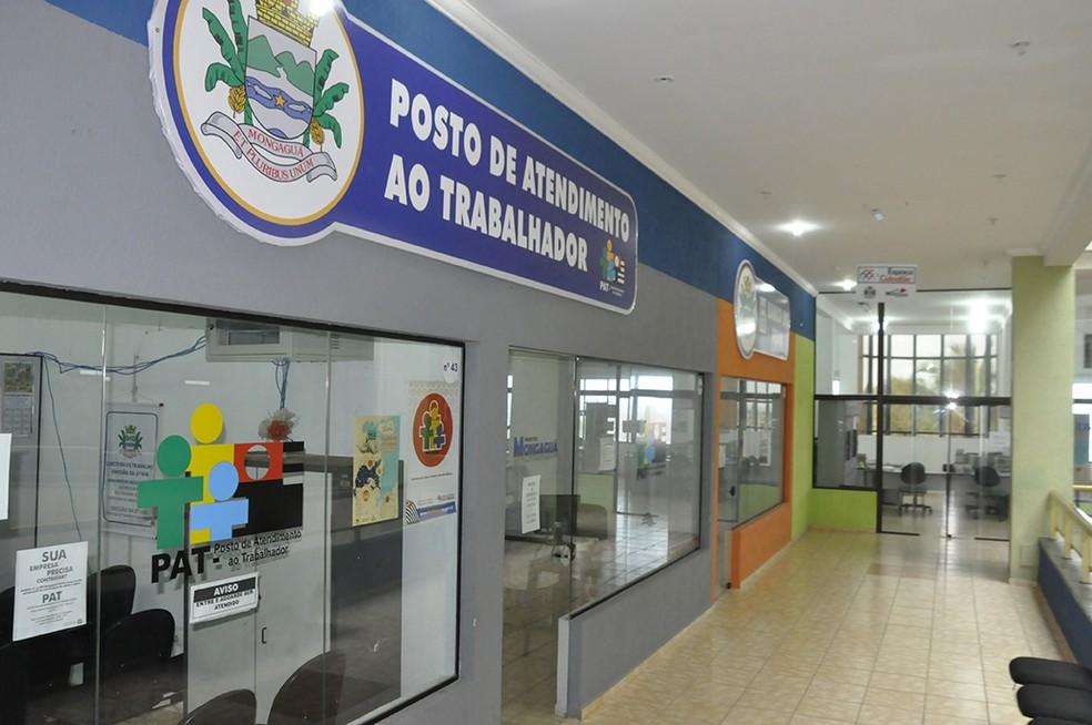 093dbca473 ... PAT de Mongaguá, no litoral de SP — Foto: Divulgação / Prefeitura de  Mongaguá
