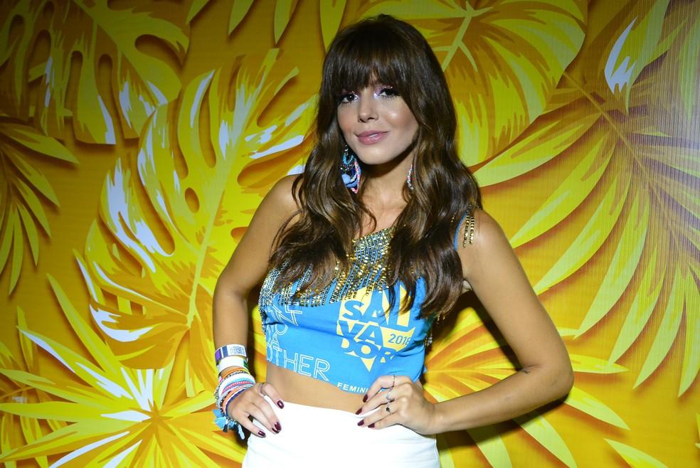 Giovanna Lancelotti  (Foto: André Carvalho/Ag Haack)
