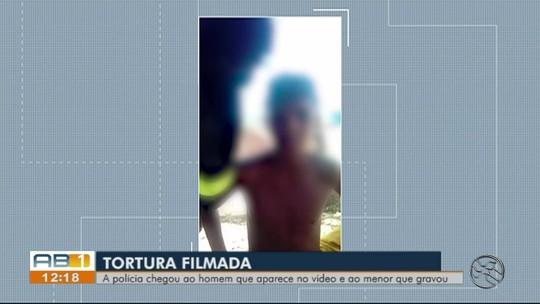 Vídeo mostra homem torturando adolescente com revólver em Xexéu
