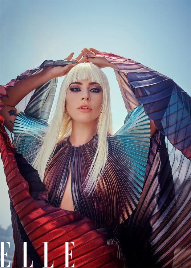 Lady Gaga (Foto: Ruth Hogben e Andrea Gelardin)