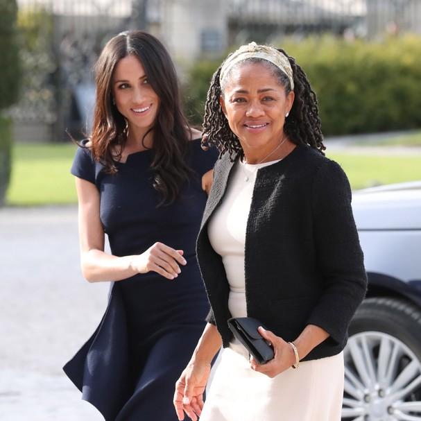 Meghan Markle e Doria Ragland  (Foto: Getty Images)