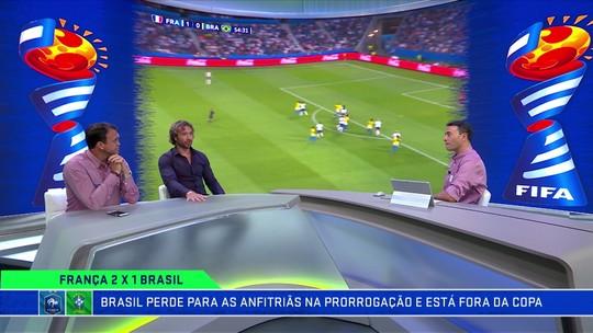 Comentaristas citam entrega do Brasil e veem avanço na valorização do futebol feminino