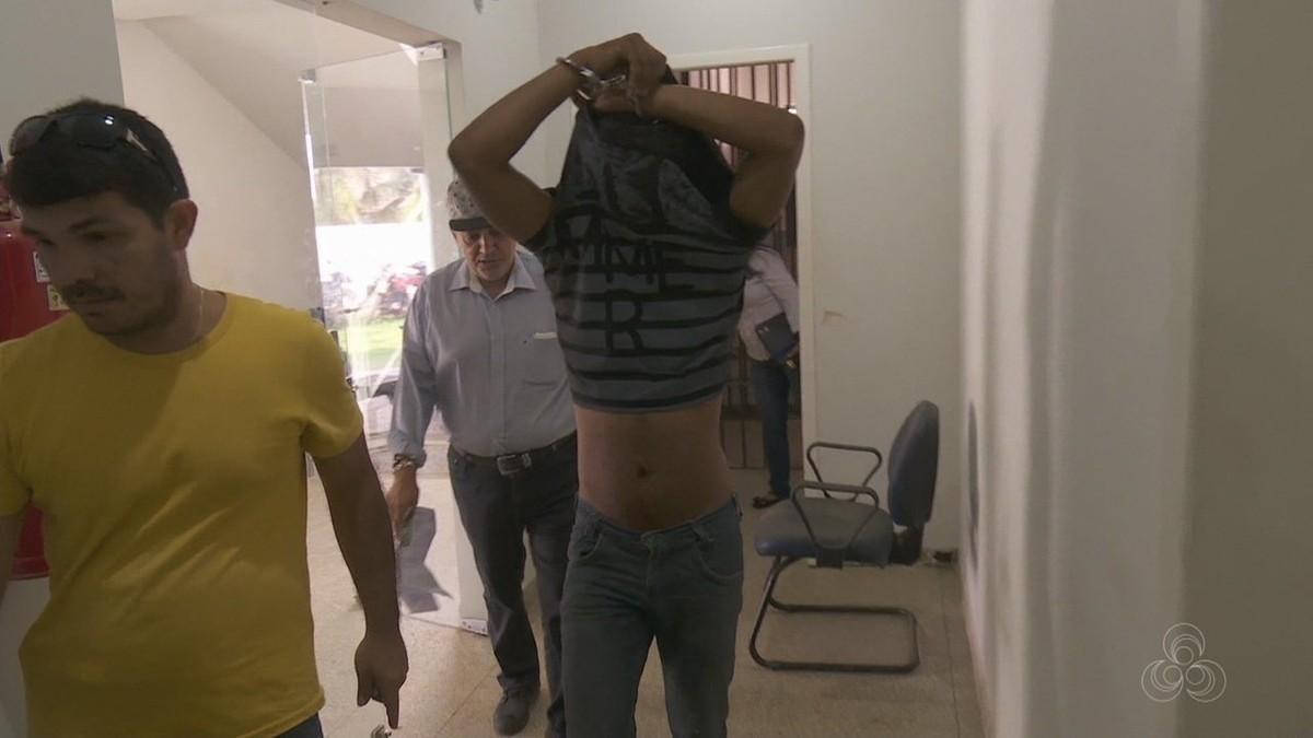 Polícia prende suspeito de matar rapaz e o idoso que sumiu após ir comprar um sítio, em RO