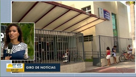 Mecânico é baleado no peito dentro de oficina de Vila Velha, ES