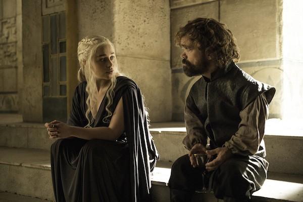 Cena do último episódio da sexta temporada de 'Game of Thrones' (Foto: Divulgação)