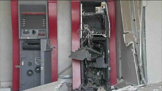 Quadrilhas especializadas em caixas eletrônicos espalham terror pelo país