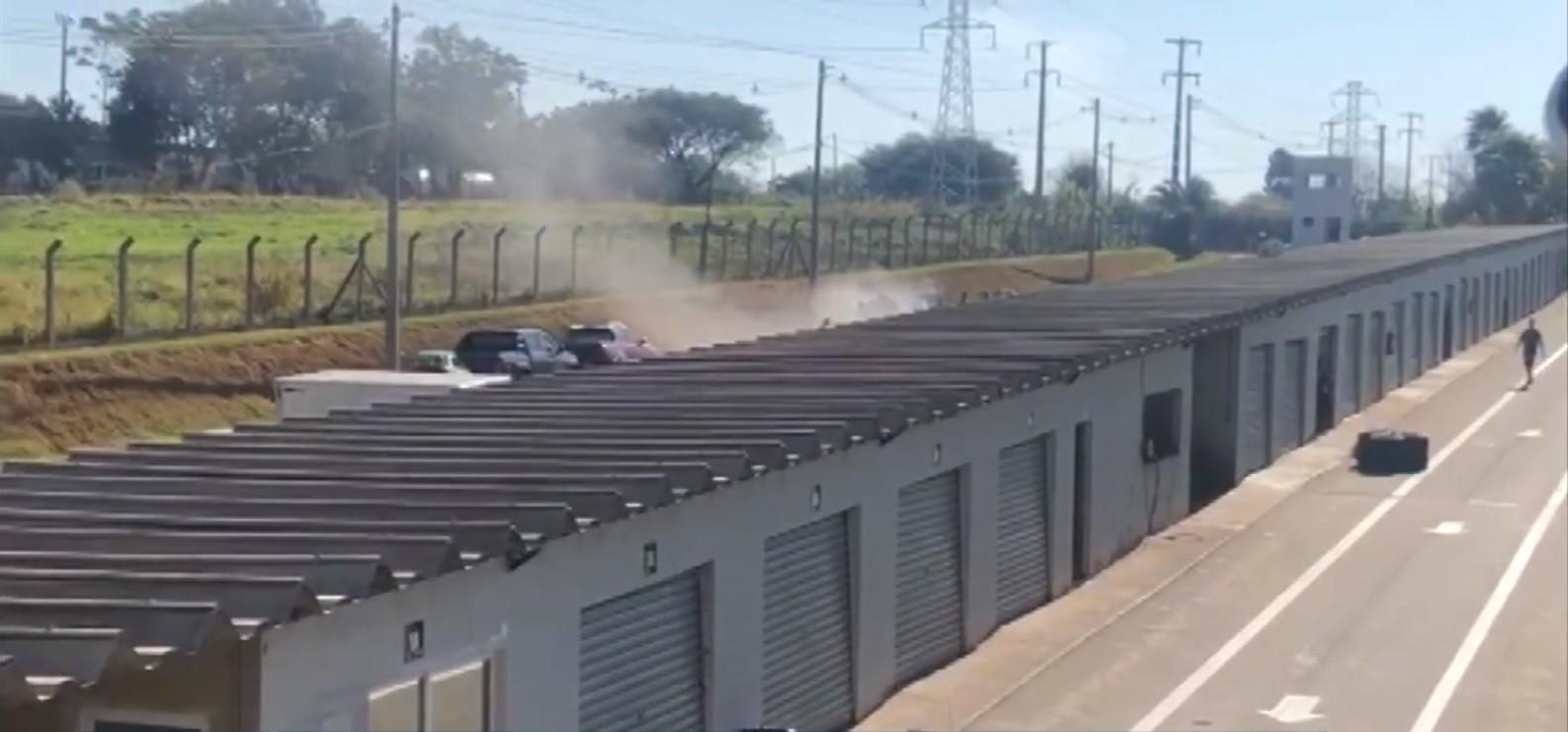 Após briga e tiros em pista de kart em Nova Odessa, envolvidos apresentam versões diferentes