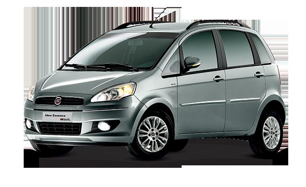 Fiat Idea (Foto: Divulgação)