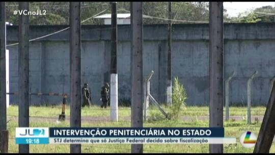 STJ determina que só a Justiça Federal decida sobre fiscalização da intervenção penitenciária no PA