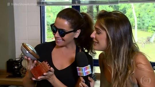Giovanna Antonelli revela que adora fazer cenas de briga