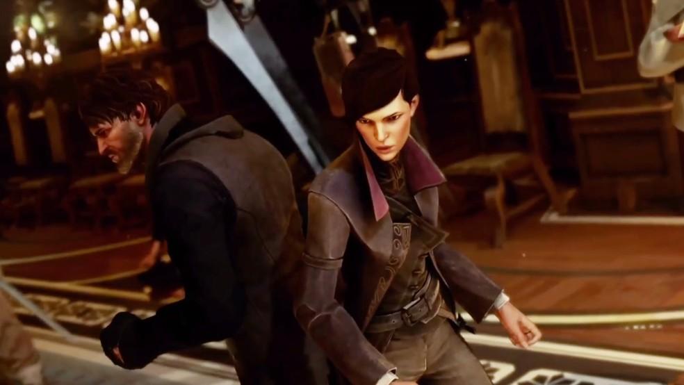 Dishonored 2 está em oferta (Foto: Divulgação/Bethesda)