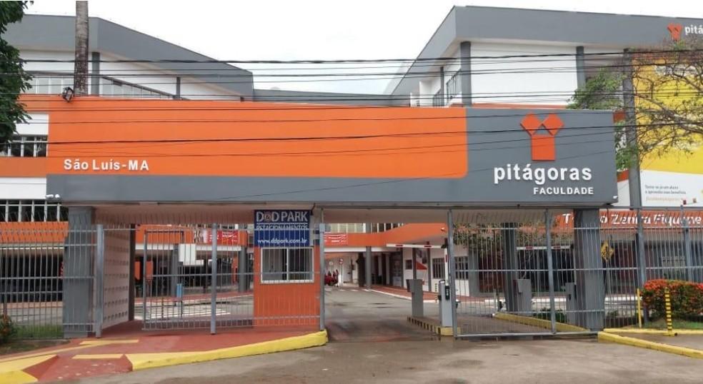 Faculdade Kroton/Pitágoras do Turu, em São Luís — Foto: Divulgação