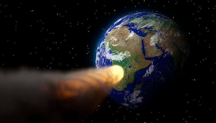 Qual seria o impacto de um asteroide na Terra? (Foto: Pixabay)