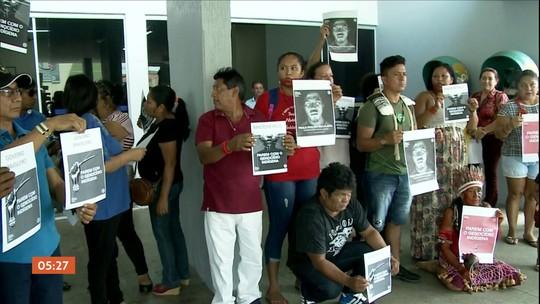Funai quer atuação da Força Nacional na reserva Araribóia para garantir paz no território