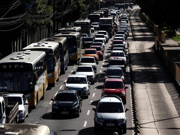 O pagamento integral do IPVA, dois meses antes do prazo final do licenciamento, para veículos que não tenham multas de trânsito, garante o benefício do IPVA Cidadão  (Foto: Divulgação/Agência Pará)