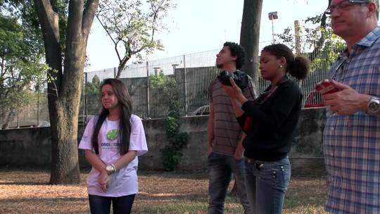 Conexão Criança Esperança traz o relato de Stephanny Soares, 17 anos