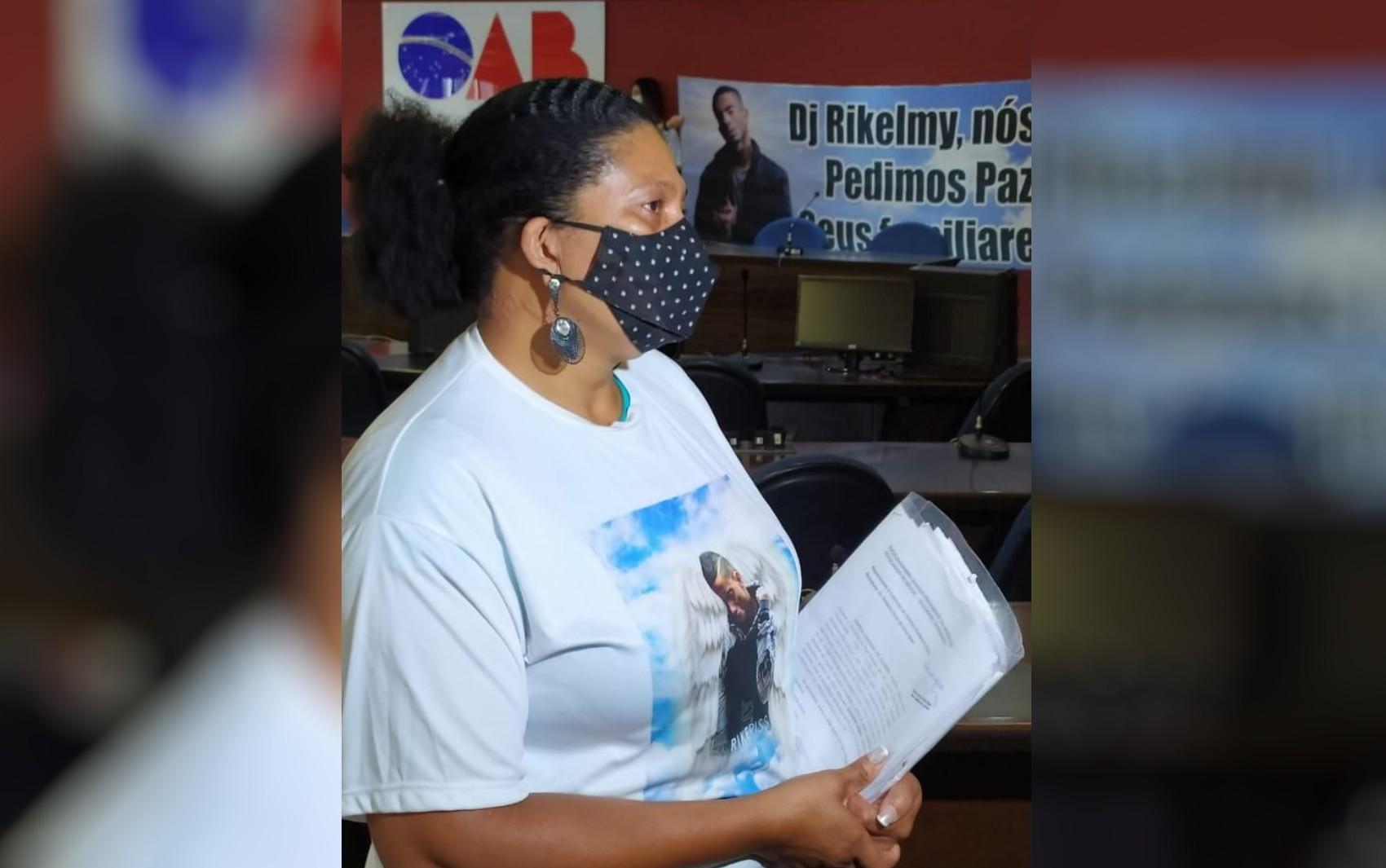 OAB-GO pede retirada de segredo de Justiça e agilidade de processo que apura a morte do DJ Rikelmy, em Goiânia