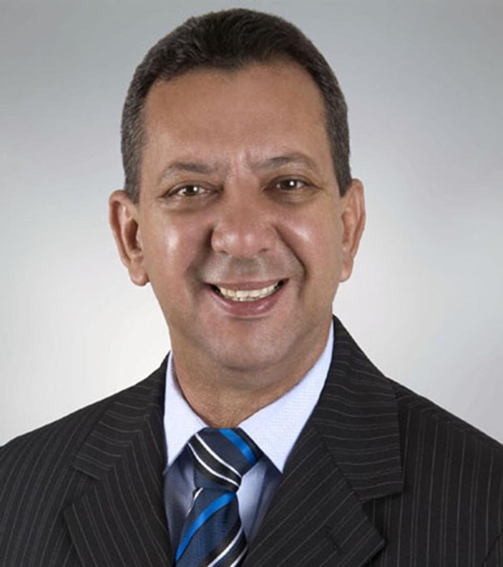 Toinho Andrade foi reeleito deputado estadual no Tocantins — Foto: Divulgação
