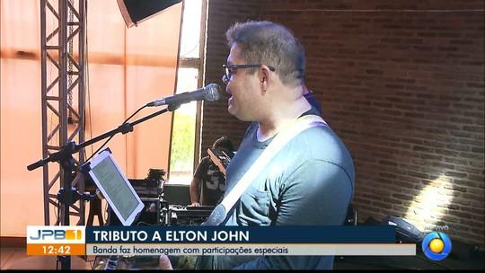 Tributo a Elton John é um dos destaques da programação cultural em João Pessoa