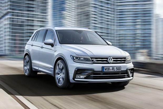Andamos na nova geração do Volkswagen Tiguan - AUTO ...