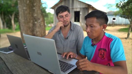 Pesquisadores estudam e documentam línguas indígenas da Região Amazônica