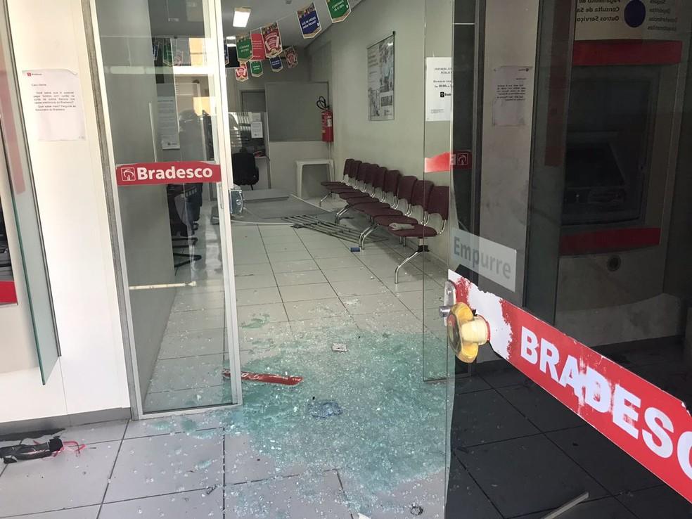 Crime aconteceu na madrugada desta quarta-feira (27), em Monte Alegre, na Grande Natal (Foto: Kleber Teixeira/Inter TV Cabugi)