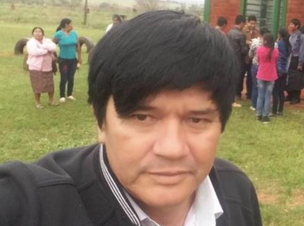 O Partido Trabalhista Brasileiro (PTB) oficializou nesta quarta-feira (16), a candidatura de Wilson Matos à prefeitura de Dourados.   Foto: Redes Sociais/Reprodução