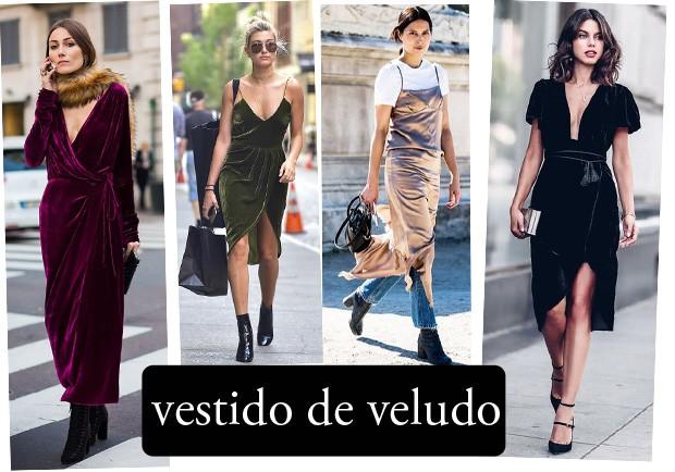 vestido veludo (Foto: Divulgação)