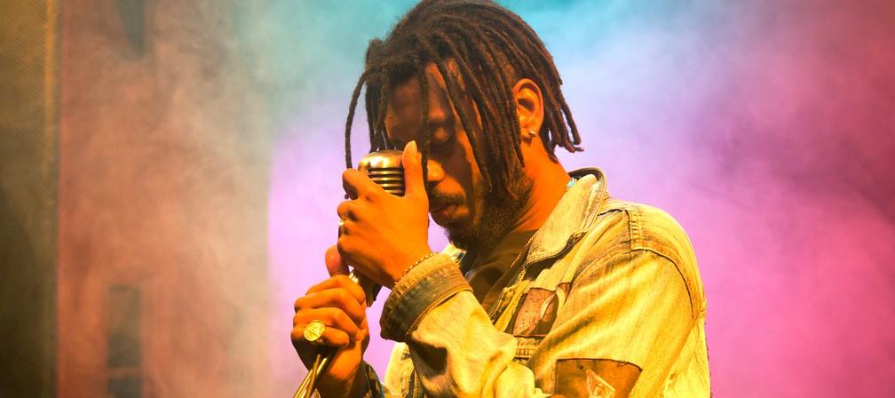 BK é um dos nomes do rap escalados para o Espaço Favela — Foto: Divulgação