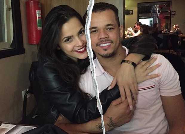 Emilly Araújo e Jota Amancio (Foto: Reprodução/Instagram)