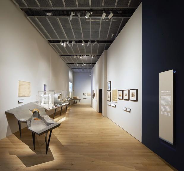 Conheça o interior do museu desenhado por Kengo Kuma na Escócia (Foto: Divulgação / HuftonCrow)