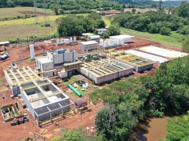 Obra interrompe abastecimento de água em Cascavel na terça-feira (31)