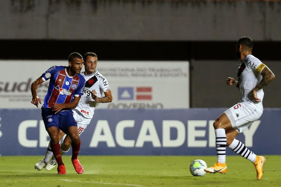 Bahia 3 x 0 Vasco: assista aos gols e melhores momentos da partida | bahia  | ge