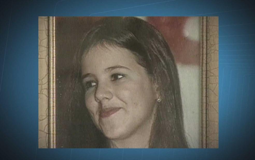 Maria Cláudia Del'Isola, que foi morta aos 19 anos dentro de casa, em Brasília — Foto: TV Globo/Reprodução