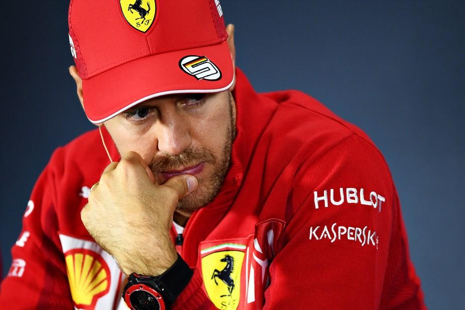 Sebastian Vettel dispara contra os críticos: