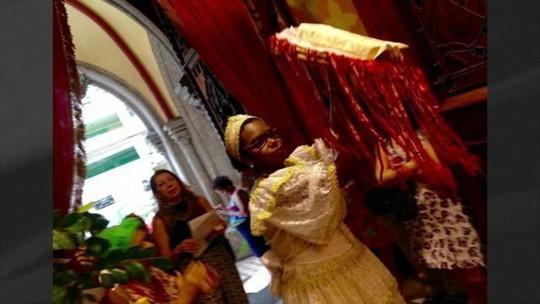Grupo católico conservador tenta impedir missa com danças africanas