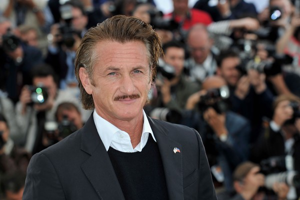 O ator Sean Penn (Foto: Getty Images)