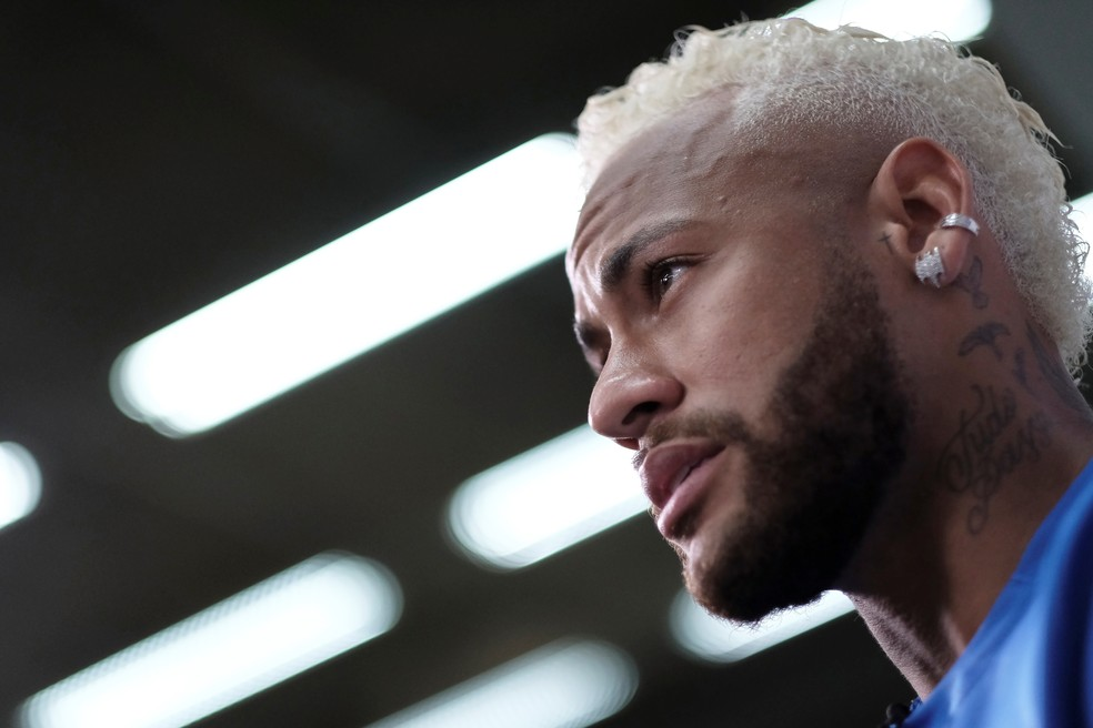 Neymar entrou no radar do Real Madrid em possível troca por Bale, informa jornal inglês — Foto: Reuters