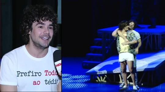 Bete em Cena: 'Cazuza - Pro dia nascer feliz' volta aos palcos em São Paulo