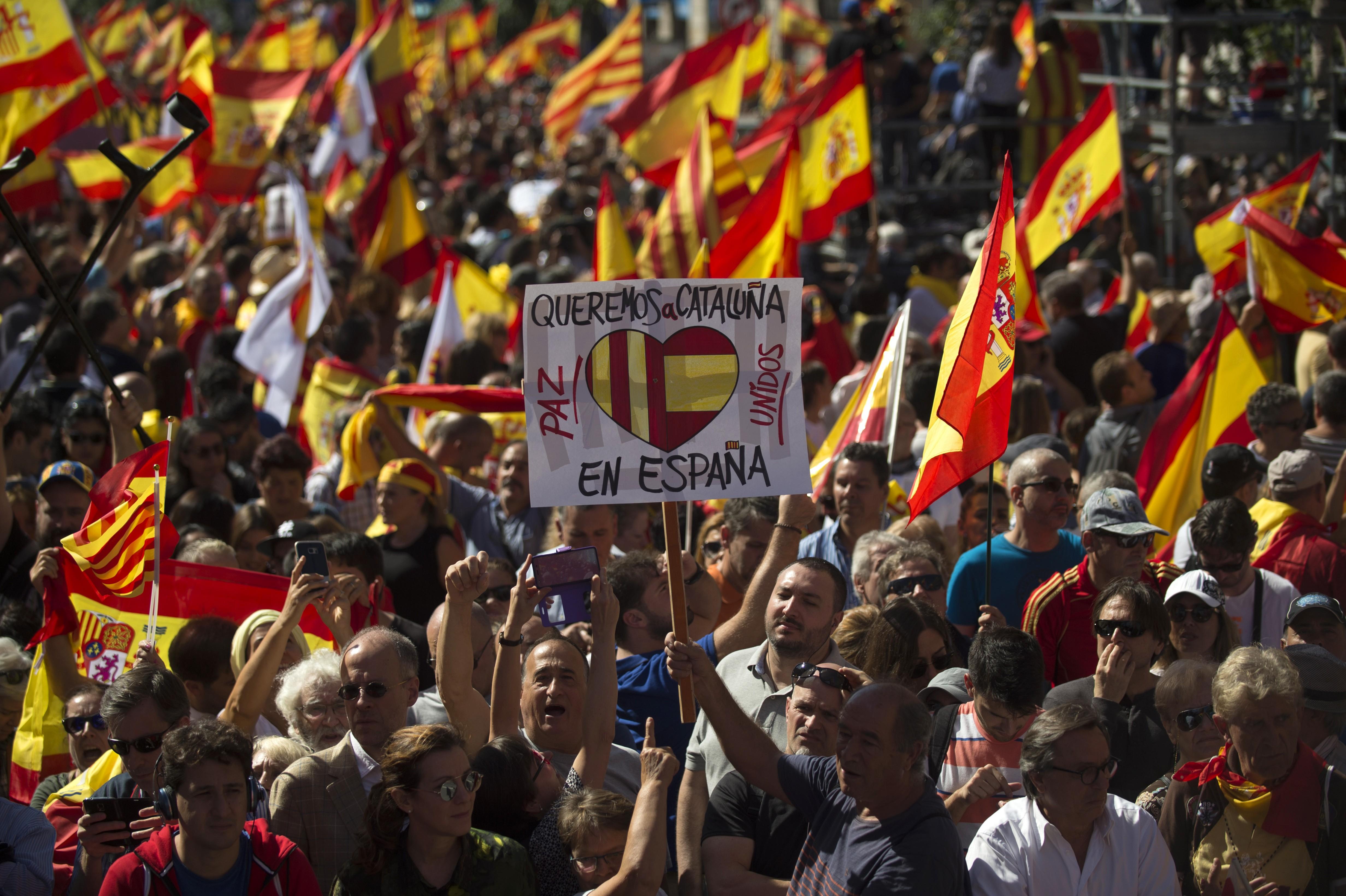 A Catalunha sairá do precipício?